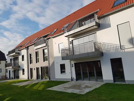 EG Wohnung mit Garten, Aufzug, barrierefrei, KfW 55