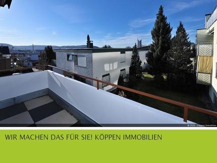 2-Zi.-ETW mit idealem Grundriss in Leutenbach