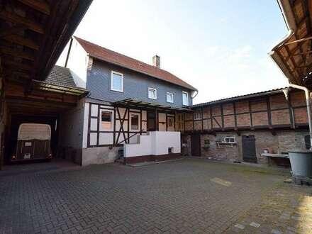 Schöner Resthof auf 1.120m² Grundstück in idyllischer Lage...