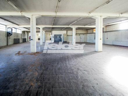 Multifunktionale Fabrikflächen