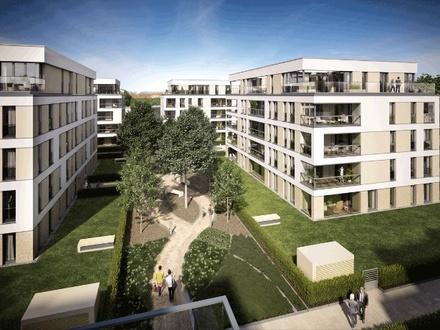 Tolle 2-ZW mit 70 qm | Verglaste Loggia | »WESTSIDE - Die WohnTraumStory« | Riedberg Westflügel