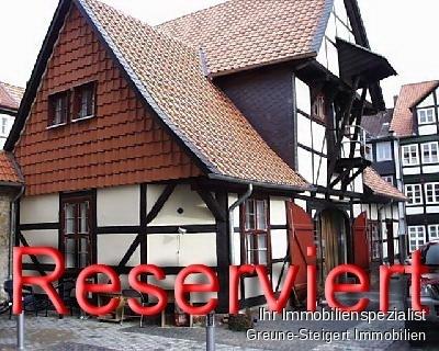 *** Wohnanlage mit zwei Einheiten im Zentrum von Wolfenbüttel
