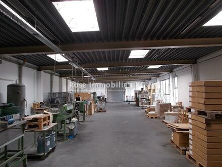 ROSE IMMOBILIEN KG: Lager-/Produktionshallen - Trafo - Büro - nahe BAB 30!
