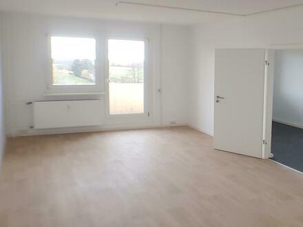 Renovierte 3-Raum-Wohnung mit großem Balkon am grünen Rand von Aken