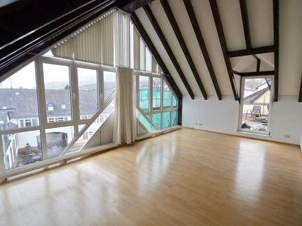 Traumwohnung über den Dächern in Rüdesheim