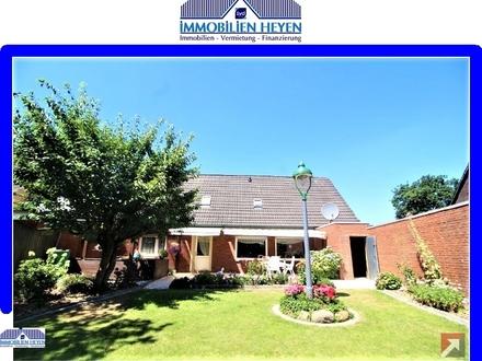 !!!Gepflegtes Wohnhaus in ruhiger und zentraler Wohnlage in der Hümmling-Gemeinde Börger!!!