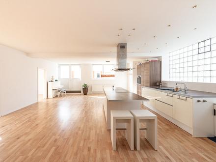 Großzügige Wohnung im Loft-Stil