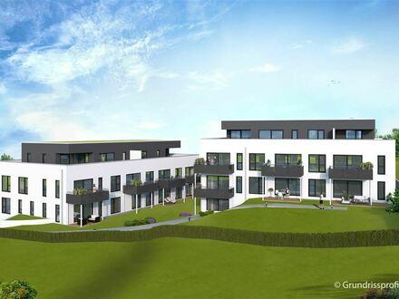 Moderne Etagenwohnung mit Balkon**Baubeginn erfolgt**