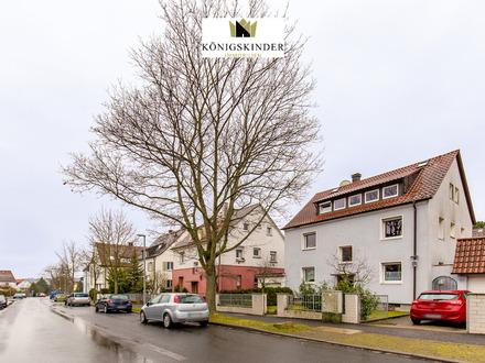 3-Familen-Haus in Stuttgart mit Blick auf die Weinberge