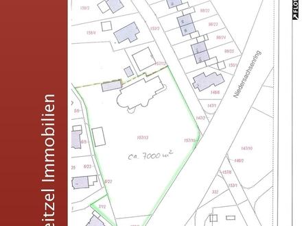 Baugrundstück inkl. Gewerbeimmobilie in Bad Rothenfelde