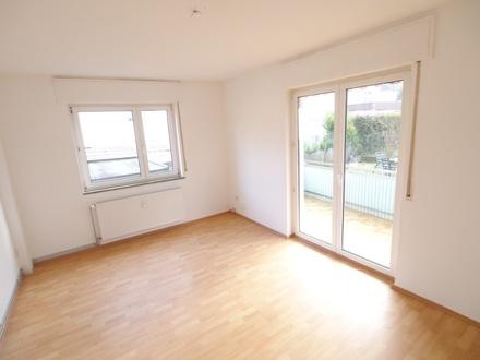 Hier ist Ihre neue Wohnung - Balkon und Garten ist mit dabei!