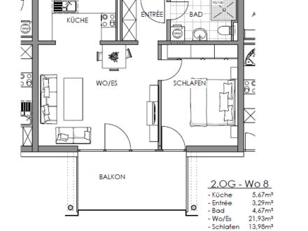 Modernes Wohnen im Wondrebtal in Waldsassen