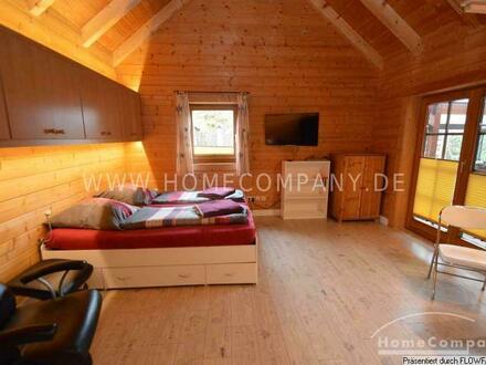 Möbliert Wohnen Im Holzhaus in Hatten
