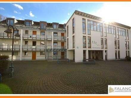 BUDENHEIM - Tolle Wohnung mit schönen Blick in gut geführten Seniorenzentrum in ruhiger Lage!