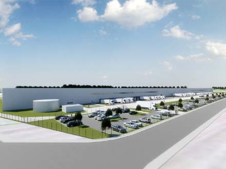 Direkt an der A27 in Bremen-Nord: Neubau eines Logistikzentrums