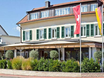 4-Sterne Hotel mit Gästehaus im bekannten Winzerort Ihringen am Kaiserstuhl zu verpachten
