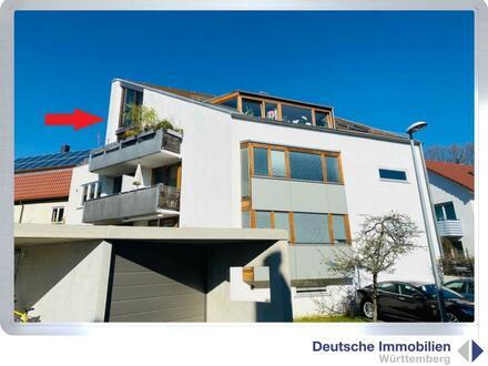 Top Lage: schicke 3,5 Zimmer Maisonette in S- Sillenbuch