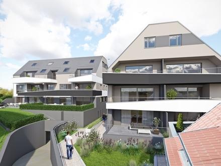 Schöne 4-Zimmer EG Wohnung mit Gartenanteil.