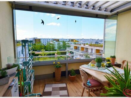 Luxuriöse Wohnung mit Panorama-Loggia ++Robert Decker Immobilien++