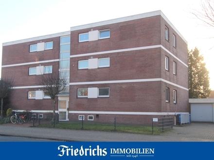 Vermietete 3-Zimmer-Wohnung in begehrter Lage in Oldenburg-Eversten