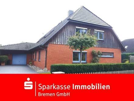 Freistehendes Einfamilienhaus mit viel Platz für die Familie in Verden (Dauelsen)