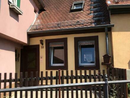 +RESERVIERT+ Wohnen am Kaulberg mit Hoffläche, Felsenkeller, etc.!