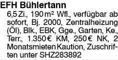 EFH Bühlertann