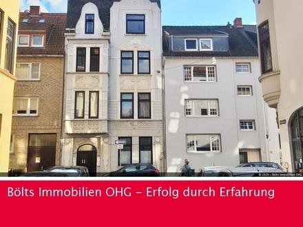 Voll vermietetes Mehrparteienhaus in sehr guter Lage in der Alten Neustadt Nähe Hochschule