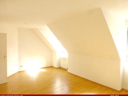 """2 Zimmer Mansarde """"Oase zum Wohlfühlen"""" mit kleinem Balkon in Plagwitz"""
