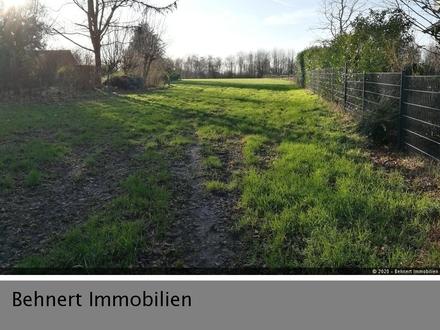 Mit Blick auf Wiesen und Felder...! Baugrundstück in Recklinghausen