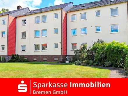 Helle 3-Zimmer-Eigentumswohnung mit Garage in bevorzugter Lage von Bremen-Vegesack