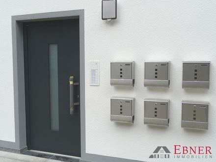 4-Zimmer NEUBAU-Wohnung mit Weitblick über Deggendorf - 18.000,- EUR KfW-Tilgungszuschuss möglich