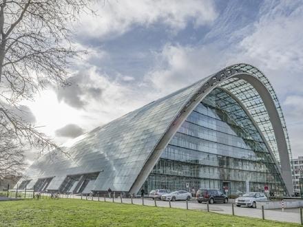 """""""Berliner Bogen"""" - Architektonisches Highlight in der City-Süd"""