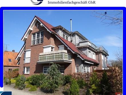 3 Zimmer Erdgeschosswohnung mit Terrasse an bester Lage in Westerstede!