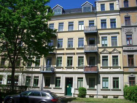 Top 2- Raum- Whg. mit Balkon in Chemnitz/Kaßberg