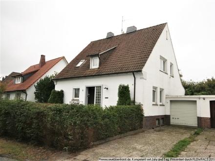 Sanierungsbedürftiges Ein- bzw. Zweifamilienhaus in gefragter Wohnlage