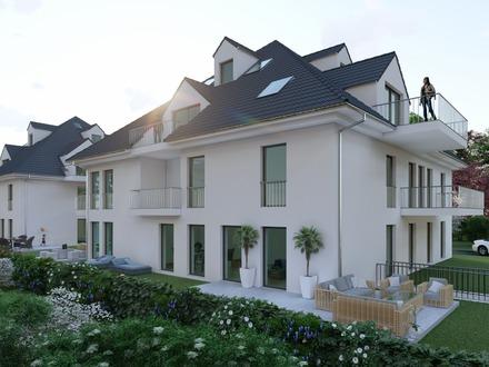 2-ZKBB Penthouse Wohnung in Schloß Holte!