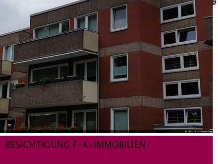 4-Zimmer-Wohnung in MS-Nord ideal als Kapitalanlage oder Eigennutzer