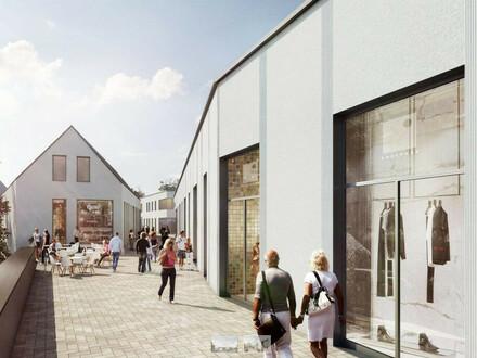 Das Westertor in Lübbecke - Neubau Gastronomiefläche in 1A City-Lage!