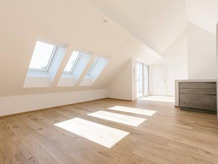 SCHALLMOOS | 3 Zimmer-Maisonettewohnung im Erstbezug – modern, zentral, ruhig