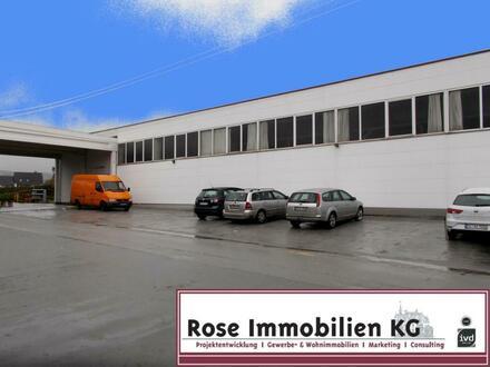 ROSE IMMOBILIEN KG: Lager-/Produktion mit Verwaltung!