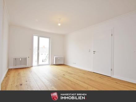 VERKAUFT / Wachmannstraßenquartier / Anlage: Modernisierte und ruhig gelegene 2-Zimmer-Wohnung mit Balkon