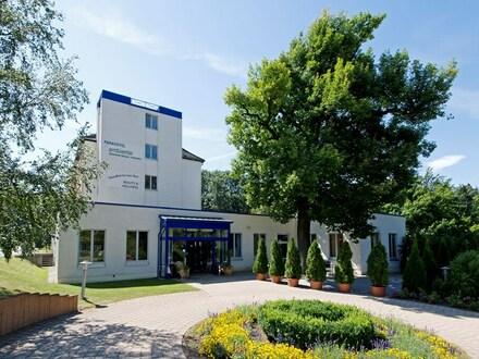 """Hotelanlage """"Parkhotel Hohnstein"""" in Hohnstein"""