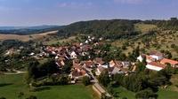 Kirrweiler: Weitblick am Waldrand
