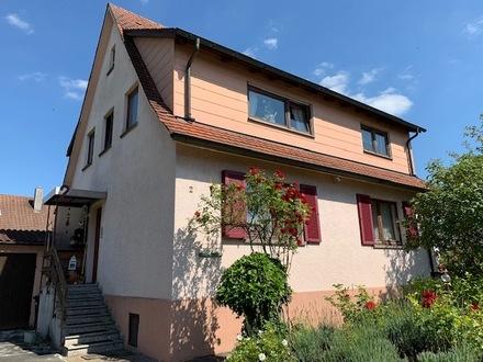 Sehr gepflegtes 1- bis 2 Familienhaus in bevorzugter Innenstadtnaher Lage