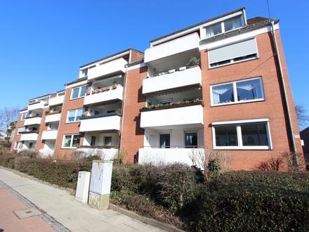 Großzügige 4-Zimmer-Wohnung in beliebter Lage in Huckelriede