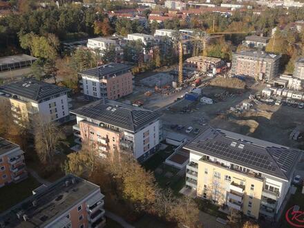 """""""Über den Dächern"""", plus ZWEI Terrassen plus ZWEI Bäder ! 360 ° Rundgang auf unserer Homepage"""