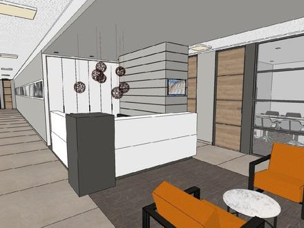 Hier ist Platz zum Expandieren! - Moderne Büroflächen in zentraler Lage