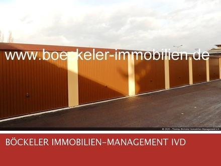 PKW-Einzelgarage in zentrumsnaher Stadtlage im Herzen von Naumburg