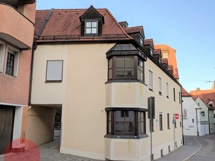 Altstadtflair - Sonnenverwöhnte 2-Zimmerwohnung nähe Kreuztor